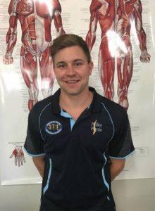 Physiotherapist Jake