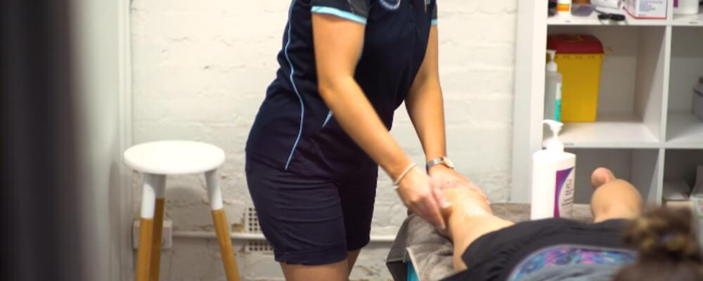 endorsed Netball Knee Provider in Bendigo