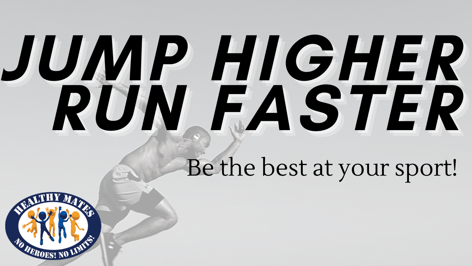 High performance training by Healthy Mates